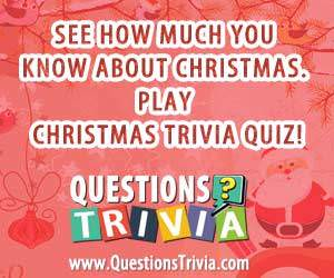 What games to play at Christmas with your kids? Play Santa's Christmas Trivia!