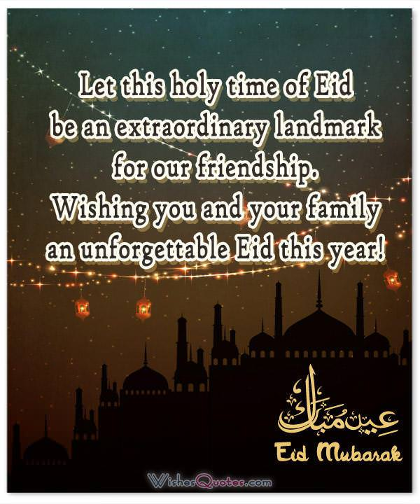 Happy Eid Messages