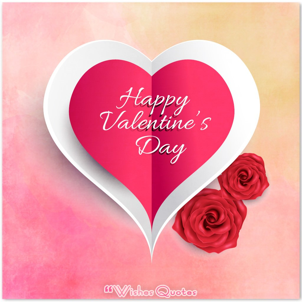 Valentine\'s Day Messages For Him (Husband Or Boyfriend)