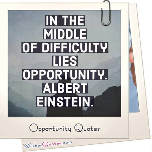 Opportunity Quotes Featured