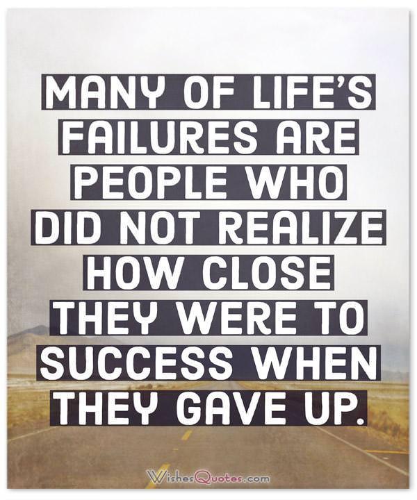 Close To Success