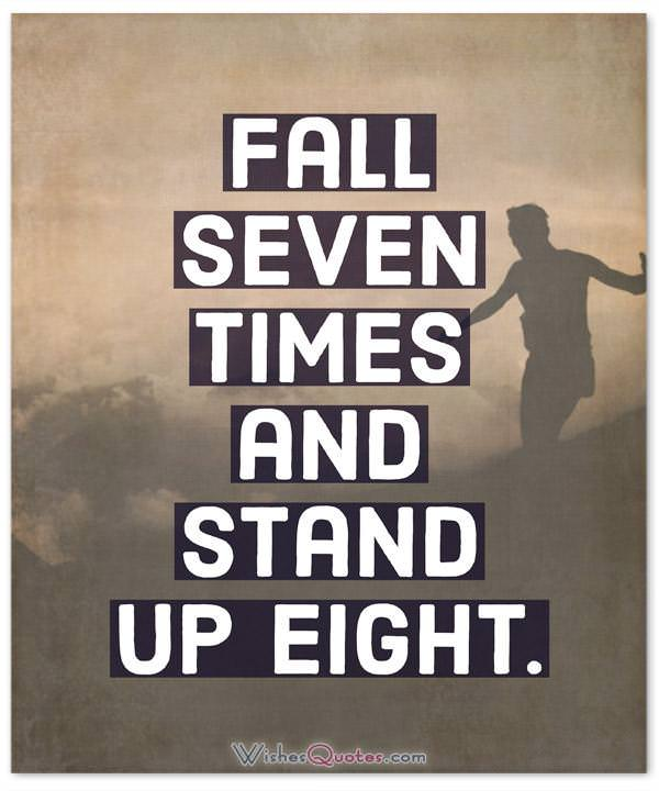 Fall And Stand Up