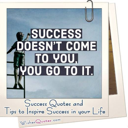 Success Quotes Featured