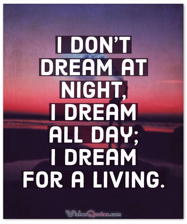 Dream For A Living