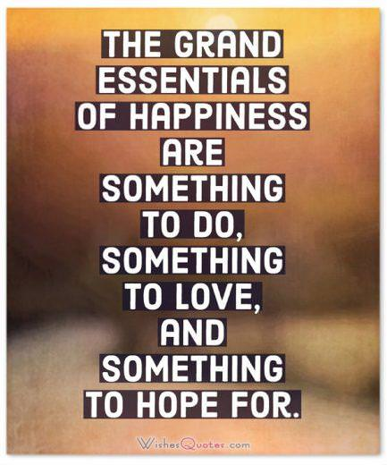 Happiness Quotes Grand Essentials