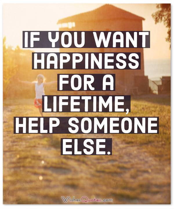 Happiness Quotes Happiness For A Lifetime