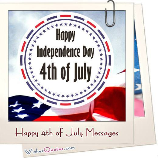 Happy 4th Of July Messages Featured
