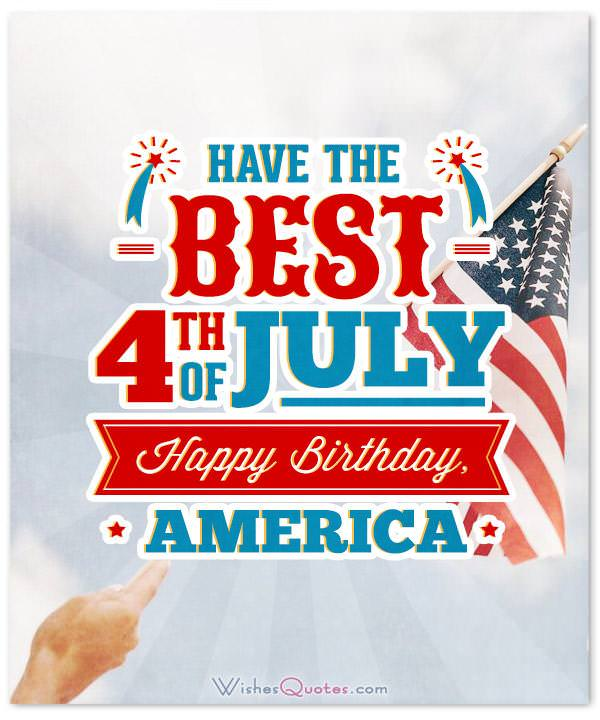 Freedom, Independence and 4th of July Quotes – By WishesQuotes