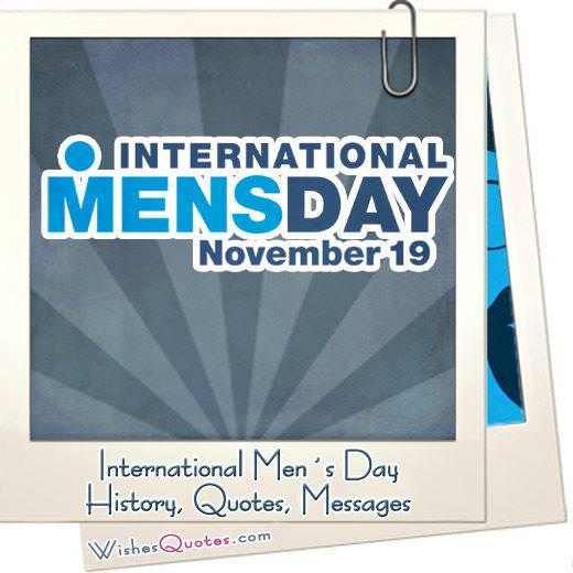 International Mens Day Featured Image