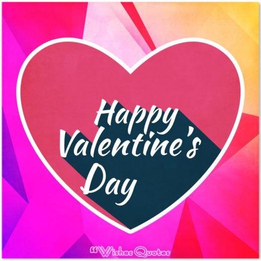 Happy Valentine's Day Message