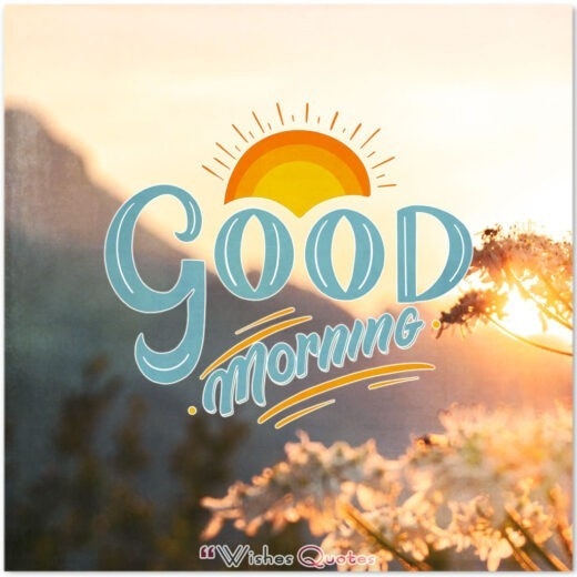 200+ Good Morning Messages