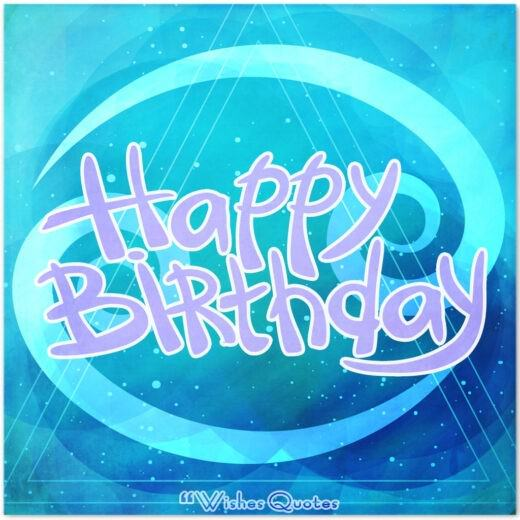 Cancer Birthday Wishes And Messages