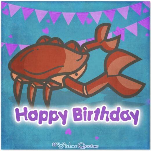 Cancer Birthday Wishes