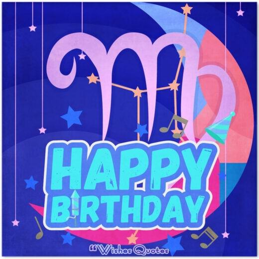 Virgo Birthday Wishes And Messages
