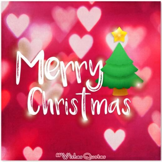 Christmas Love Messages And Quotes