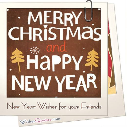 Amazing New Year Wishes For Your Friends