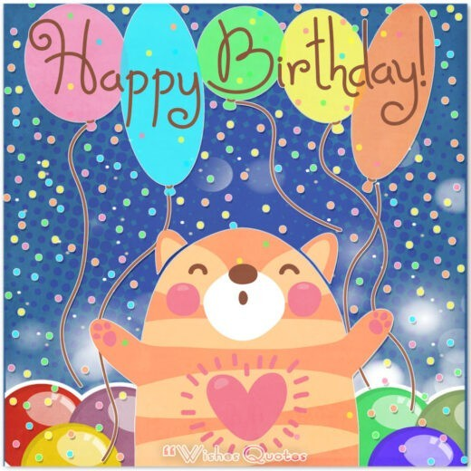 Birthday Wishes For School Friends And Classmates